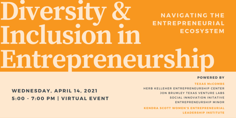 Diversity and Inclusion in Entrepreneurship: Navigating the Entrepreneurial Ecosystem